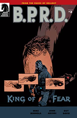 B.P.R.D.: King of Fear #3