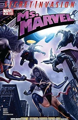 Ms. Marvel (2006-2010) #26
