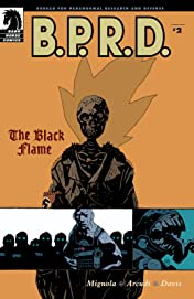 B.P.R.D.: The Black Flame #2