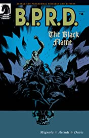 B.P.R.D.: The Black Flame #4
