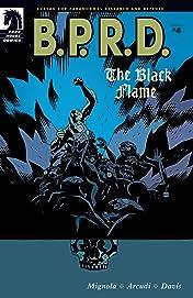 B.P.R.D.: The Black Flame #4