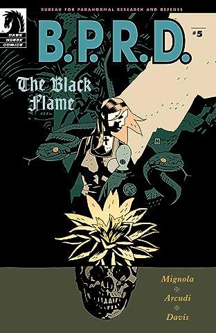 B.P.R.D.: The Black Flame #5