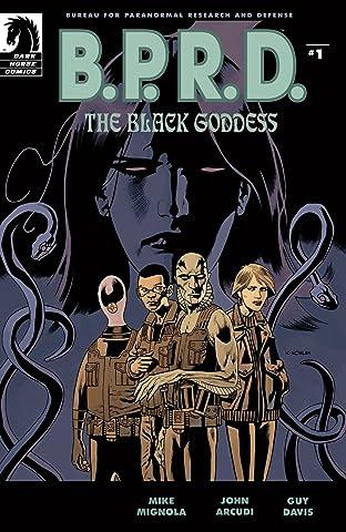 B.P.R.D.: The Black Goddess #1
