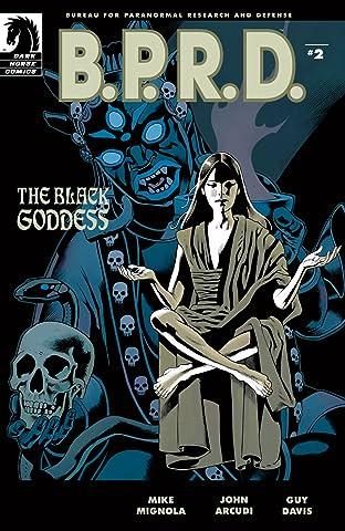 B.P.R.D.: The Black Goddess #2