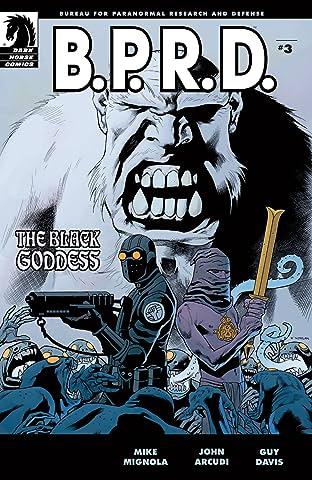 B.P.R.D.: The Black Goddess #3