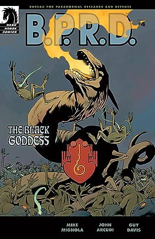 B.P.R.D.: The Black Goddess #4