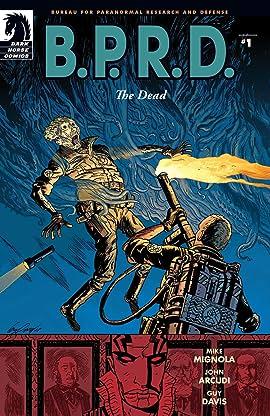 B.P.R.D.: The Dead #1