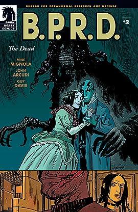 B.P.R.D.: The Dead #2