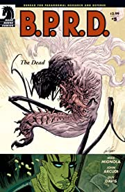 B.P.R.D.: The Dead #5