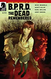 B.P.R.D.: The Dead Remembered #1
