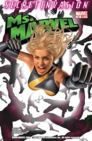 Ms. Marvel (2006-2010) #30