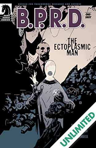 B.P.R.D.: The Ectoplasmic Man