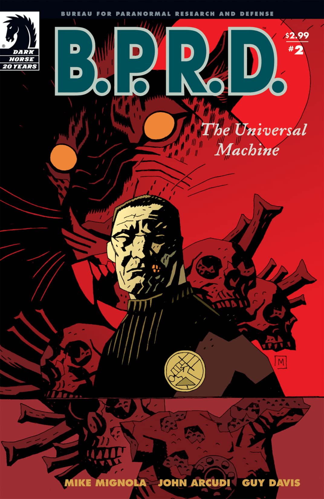 B.P.R.D.: The Universal Machine #2