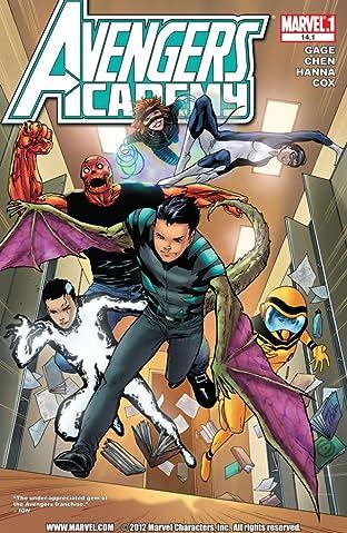 Avengers Academy #14.1
