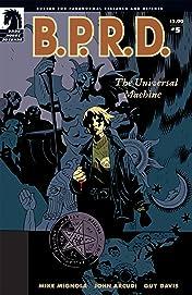 B.P.R.D.: The Universal Machine #5
