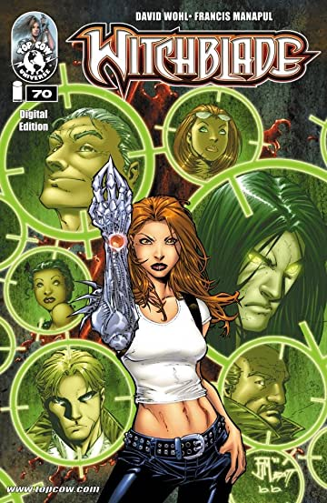 Witchblade #70