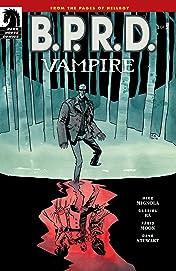 B.P.R.D.: Vampire #1