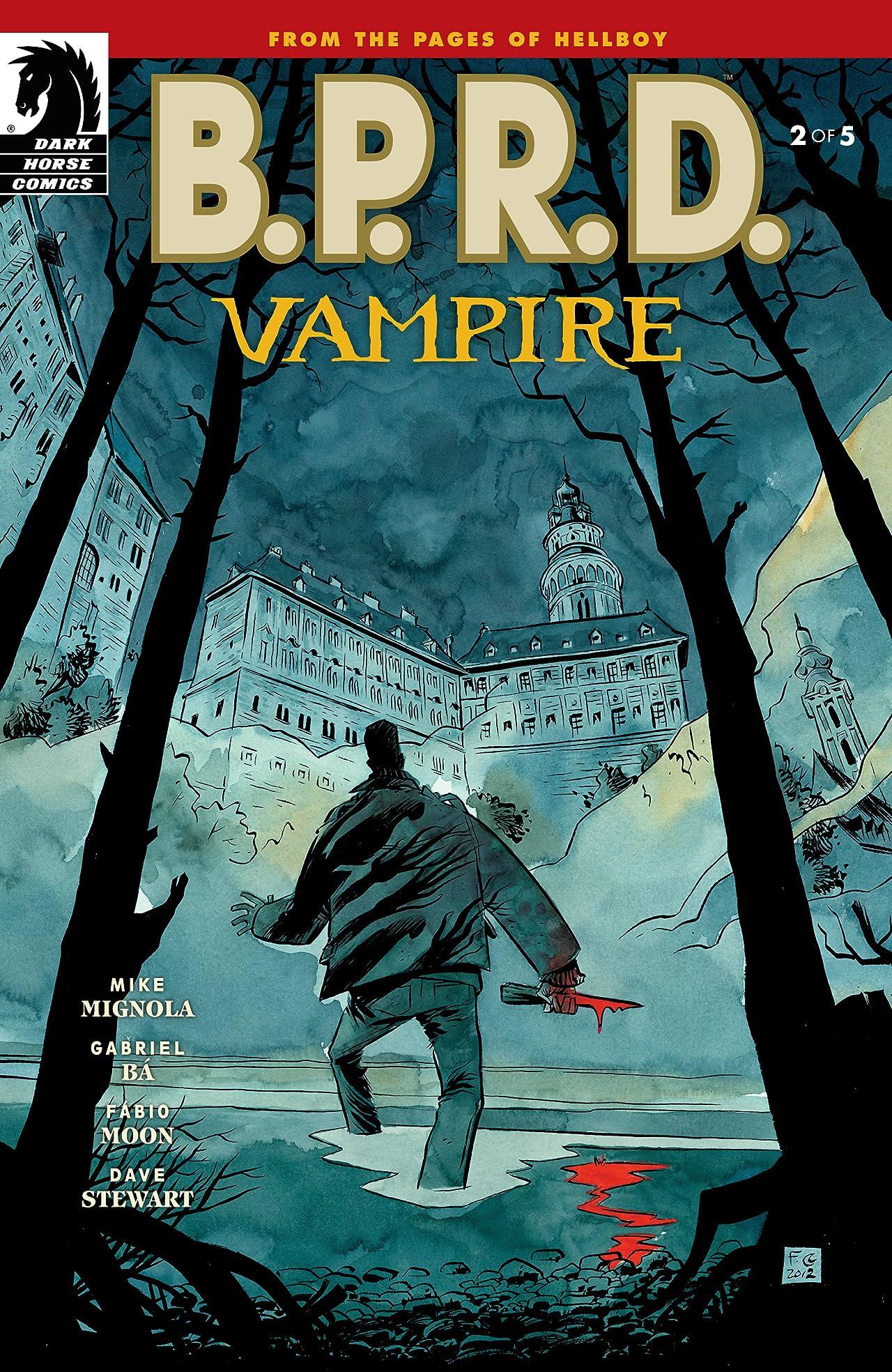 B.P.R.D.: Vampire #2