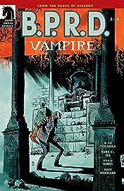 B.P.R.D.: Vampire #3