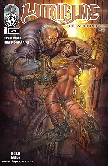 Witchblade #71