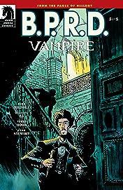 B.P.R.D.: Vampire #5