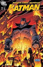 Batman (1940-2011) #666