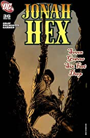 Jonah Hex (2006-2011) #36
