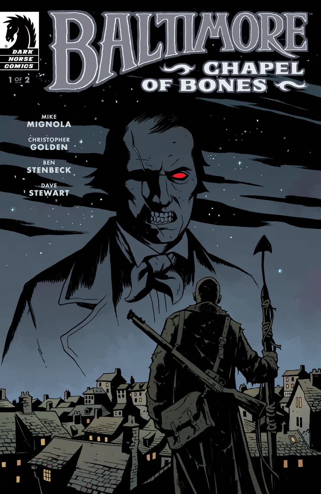 Baltimore: Chapel of Bones #1