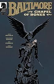 Baltimore: Chapel of Bones #2