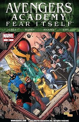 Avengers Academy #20