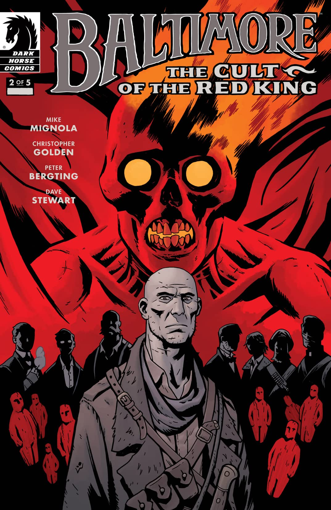 Baltimore: The Cult of the Red King #2