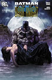 Batman: Legends of the Dark Knight #210