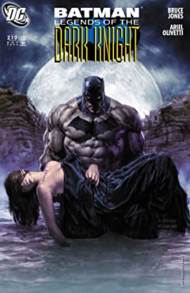 Batman: Legends of the Dark Knight #210