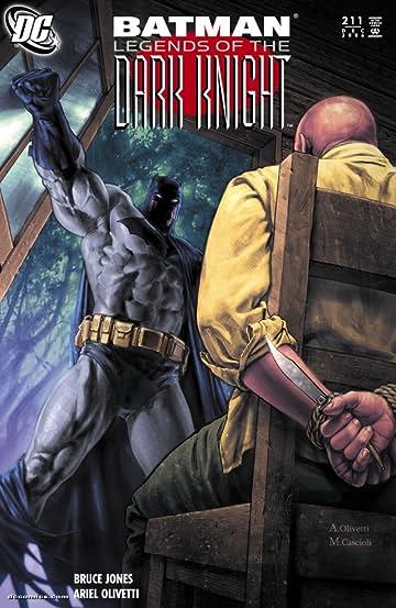 Batman: Legends of the Dark Knight #211