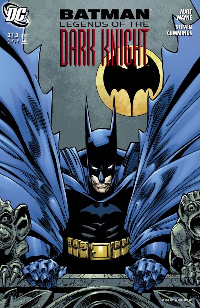 Batman: Legends of the Dark Knight #213