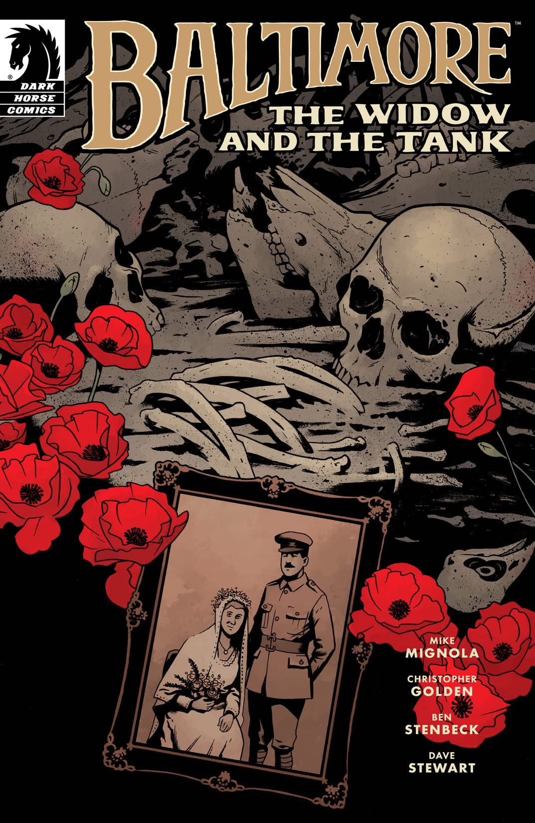 Baltimore: The Widow and the Tank #0