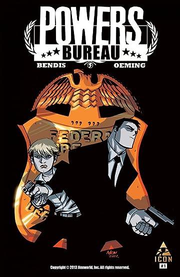 Powers: Bureau #1