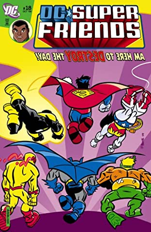 Super Friends (2008-2010) #18