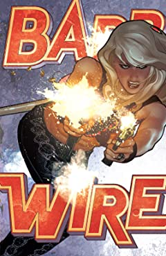 Barb Wire #4