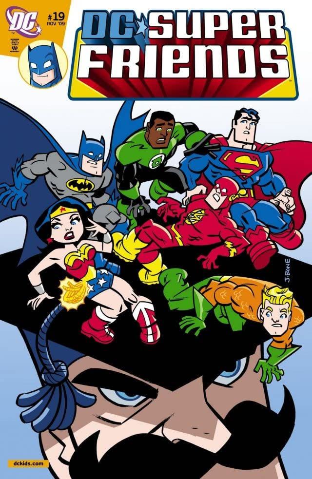 Super Friends (2008-2010) #19