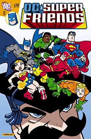 Super Friends (2008-2010) #19