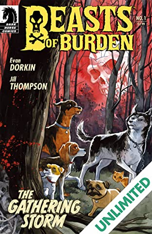 Beasts of Burden #1