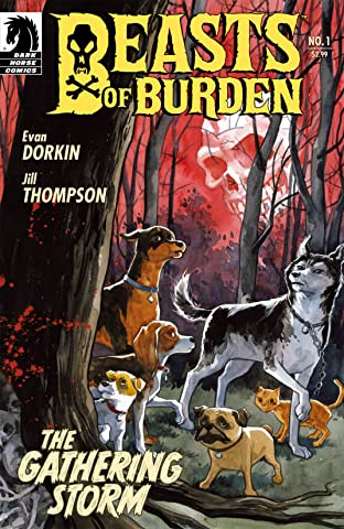 Beasts of Burden No.1