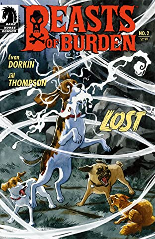 Beasts of Burden No.2