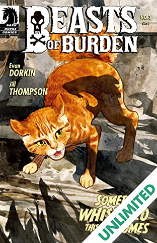 Beasts of Burden #3