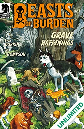 Beasts of Burden #4