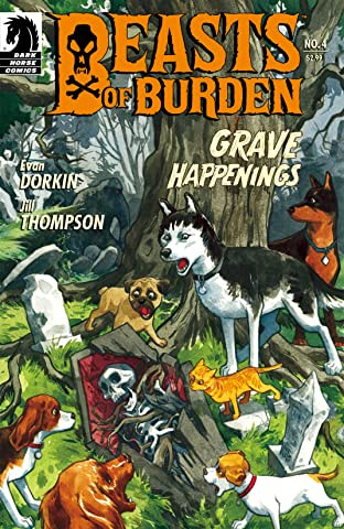 Beasts of Burden No.4