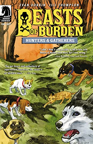 Beasts of Burden: Hunters and Gatherers No.1