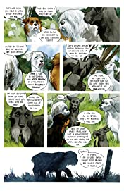 Beasts of Burden: Hunters and Gatherers #1