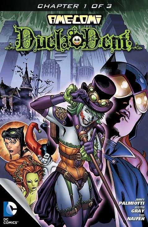 Ame-Comi III: Duela Dent #1